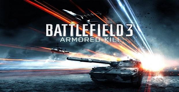 Battlefield 3: Armored Kill il video della mappa Alborz Mountains