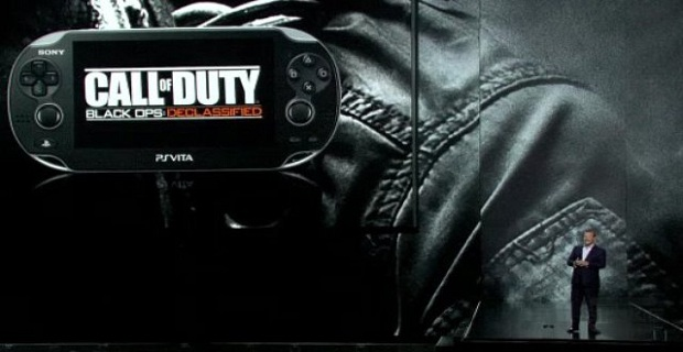 PS Vita: Call of Duty Black Ops Declassified nuove info