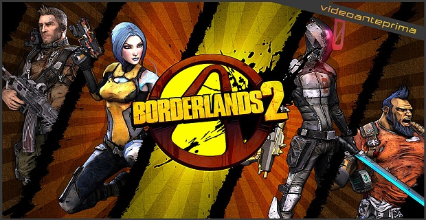 Borderlands 2: un nuovo trailer