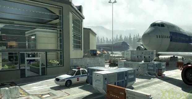 Modern Warfare 3, finalmente la mappa Terminal di MW2