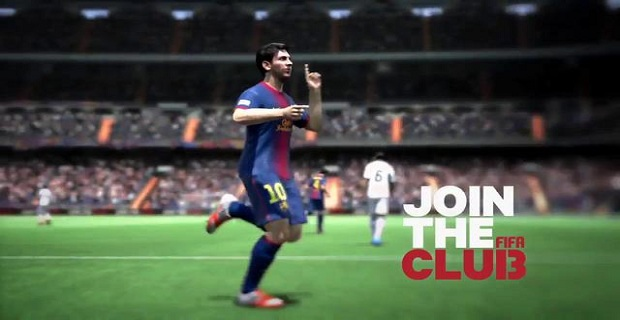 Fifa 13: in video la nuova modalità Ultimate Team