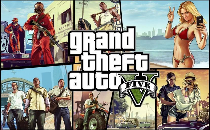 """Novità riguardanti il game """"GTA 5"""" in uscita a settembre"""