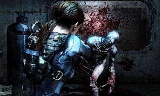 Novità: Resident Evil Revelations disponibile per console