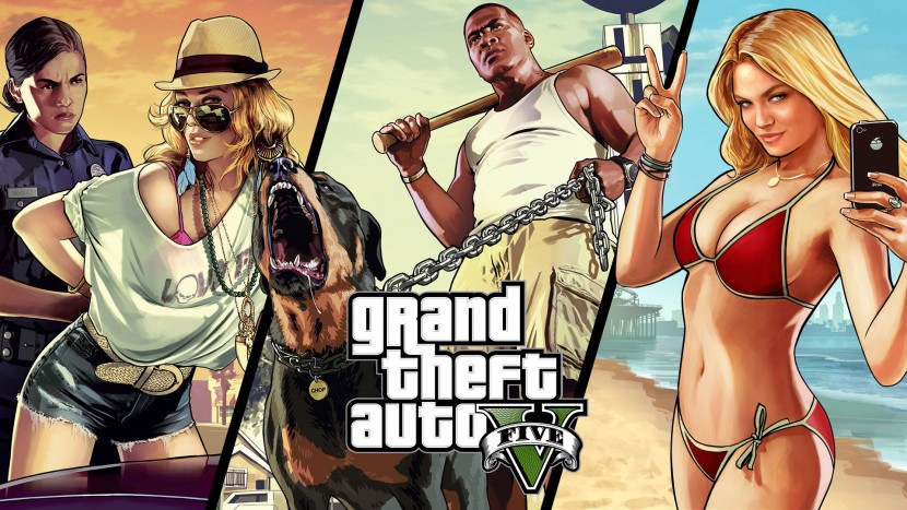 GTA V: Oggi in uscita i tre trailer ufficiali