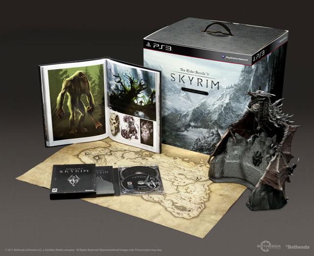 Skyrim – Legendary Edition, disponibile a Giugno
