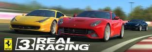 Real Racing 3 arrivano le Ferrari