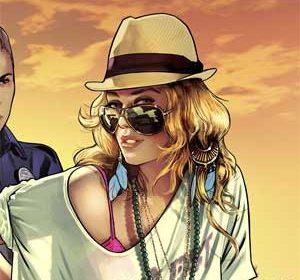 Lindsay Lohan infuriata per Grand Theft Auto V