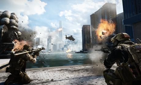Un nuovo aggiornamento per la versione PC di Battlefield 4