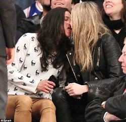 Michelle Rodriguez e Cara Delevingne, che coppia