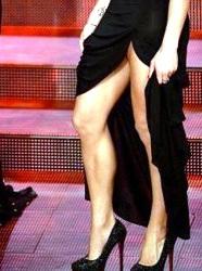 Tania Cagnotto, sexy ospite a Sanremo 2014