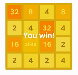 Il nuovo puzzle-game virale si chiama 2048