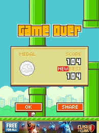 Un possibile ritorno per Flappy Bird