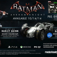 Batman Arkham Knight per Playstation 4, pc e Xbox One: le ultimissime