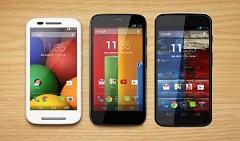Motorola per i suoi smartphone già pronta con Android 4.4.3