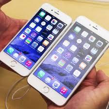 Da oggi è disponibile in Italia l'Iphone 6 e Iphone 6 Plus