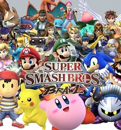 Super Smash Bros arriva in Europa per la 3DS