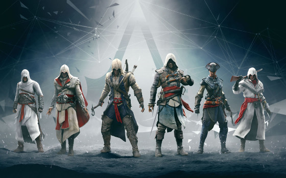 Assassin's Creed rivive al Lucca Comics