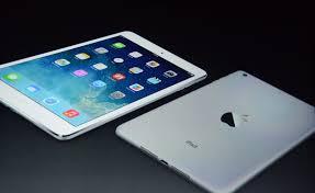 Arriva sul mercato il nuovo iPad Air 2 della Apple