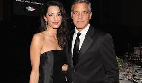 George Clooney e la sua Hamal starebbero pensando di adottare un bambino
