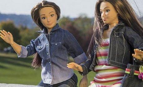 Nickolay Lamn è il creatore della Barbie bella ma non perfetta