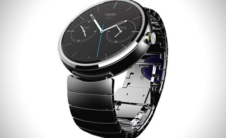 Motorola Moto 360,disponibile a 249 euro