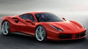 Arriva a Marzo la nuova Ferrari 488 GTB