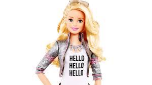 Hello Barbie, la nuova bambola parla con le bambine