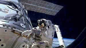Stazione Spaziale internazionale, prima passeggiata per Wilmore e Virts