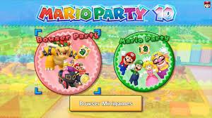 Mario Party, presentato il decimo capitolo del longevo gioco Nintendo