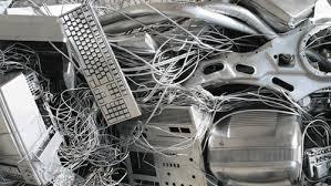 Rifiuti elettronici, quasi 42 milioni di tonnellate solo nel 2014