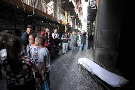 Carabiniere di Napoli uccide moglie e figlio