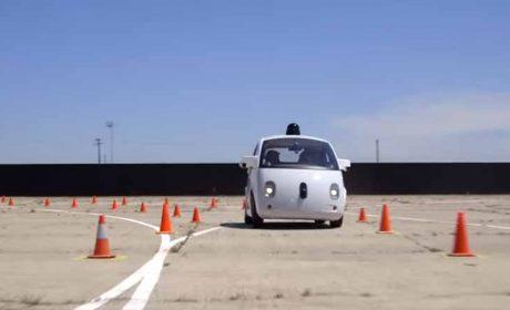 Google Car finalmente sono per le strade