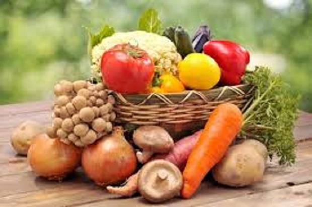 Verdure cotte ricche di nutrienti