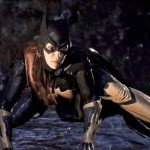 Batman Arkham Knight eccola la sexy Batgirl