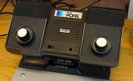Pong 40 anni dal primo vero videogioco