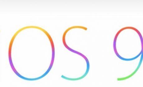 Da stasera disponibile l'aggiornamento iOS 9