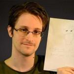 Edward Snowden ufficializza il profilo su Twitter