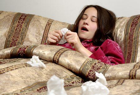 Allerta influenze invernali: picco previsto a Natale