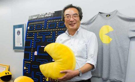 Games Week ecco il creatore di Pac-Man