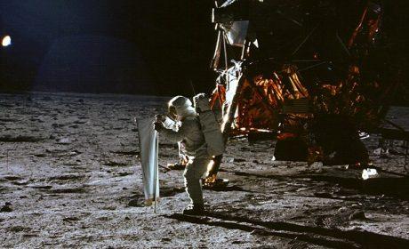 La Nasa sfoglia l'album dei ricordi Apollo