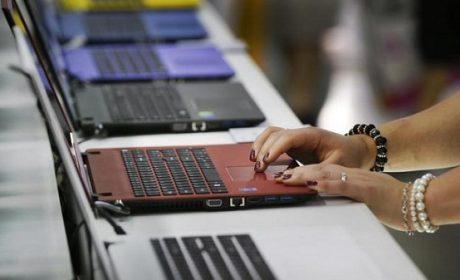 Le vendite di PC sono in calo, Lenovo in testa