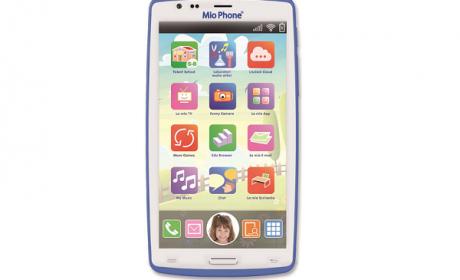 MioPhone, il telefono per i bambini