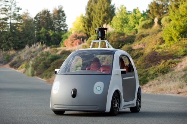 Google Car: designer cercasi