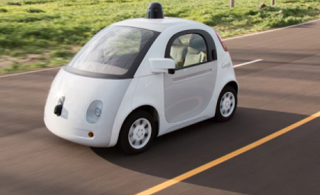Google Car intelligenti riconoscono i bambini