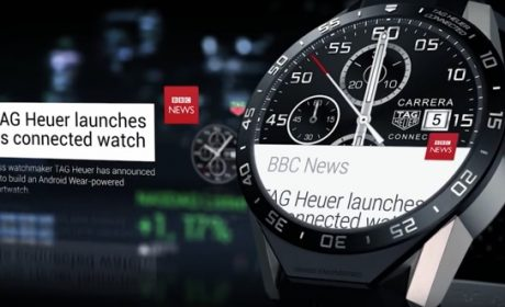 Tag Heuer Connected, smartwatch di lusso