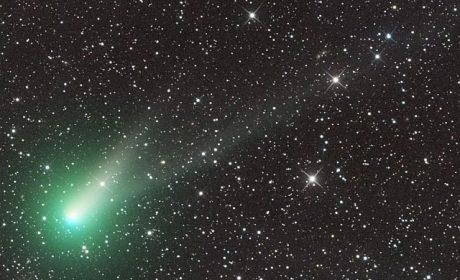 Capodanno con cometa a due code, in arrivo Catalina