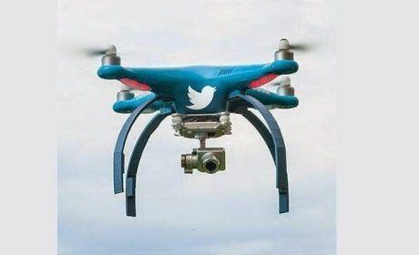 Droni comandati dai social?
