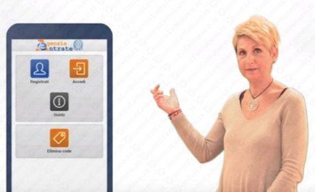 L'Agenzia delle Entrate lancia la sua app per smartphone