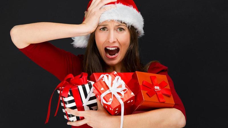 """L'ansia del Natale, il 70% vorrebbe """"saltarlo"""""""