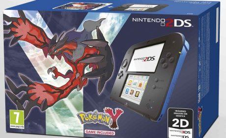 Nintendo 2DS in versione Pokèmon